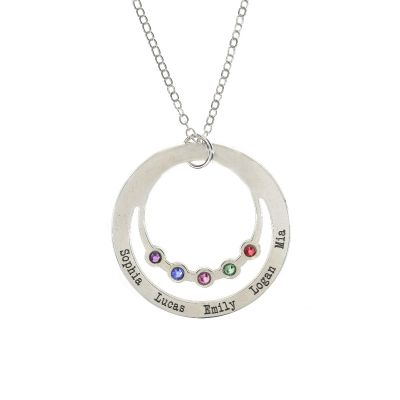 Rays of Love Necklace [Sterling Silver]