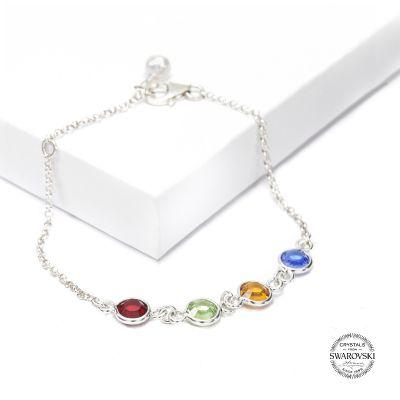 Bracelet Lumière Enchantée [Argent Sterling]
