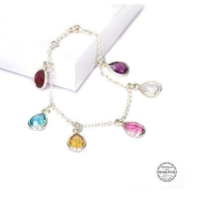Bracelet Pluie Enchantée [Argent Sterling]