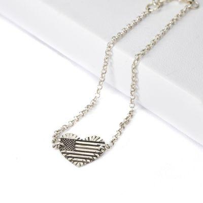 American Love Bracelet [Sterling Silver]