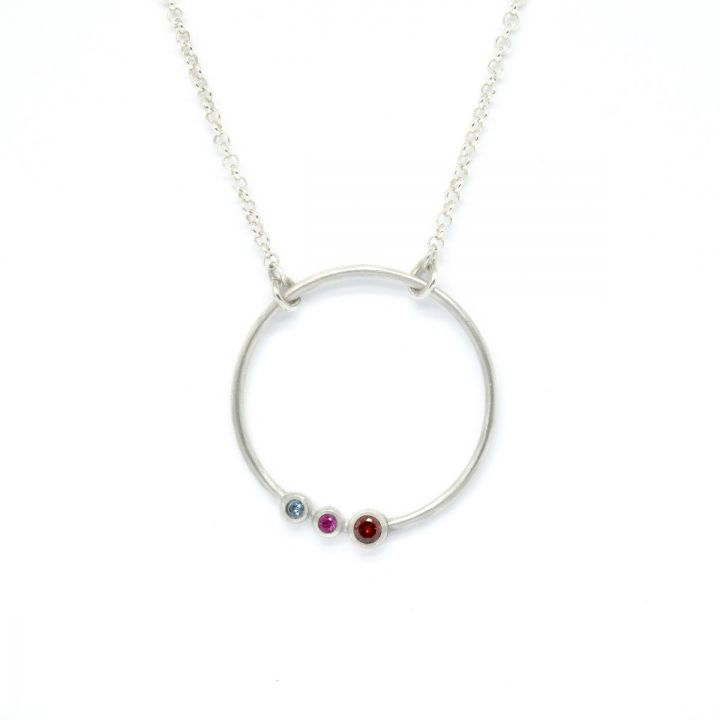 A Mother's Love Necklace [Sterling Silver]