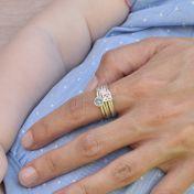 Rings of Love [Sterling Silver]