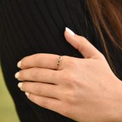 A Mother's Love Ring [Gold Plated]