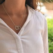 Morning Star Necklace [Sterling Silver]