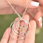 Spheres of Love Necklace [Sterling Silver]