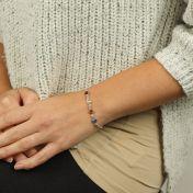 Enchanted Charms Birthstone Bracelet [Sterling Silver]