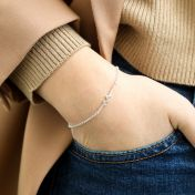 Talisa Beat Bracelet [Sterling Silver]