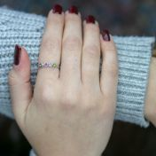Ties of Love Ring [Sterling Silver]