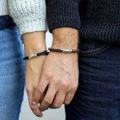 Family Name Bracelet for Women [Sterling Silver]