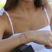 Ties Of Love Bracelet [Rose Gold Plated]