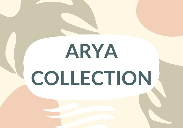 Arya Collection - Personalized Arya Jewelry For Women