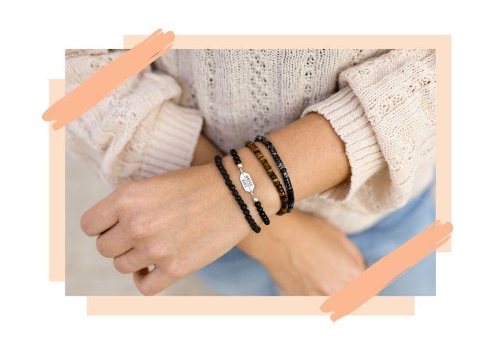 Custom Date Bracelets
