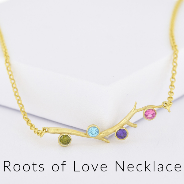 Roots of love necklace