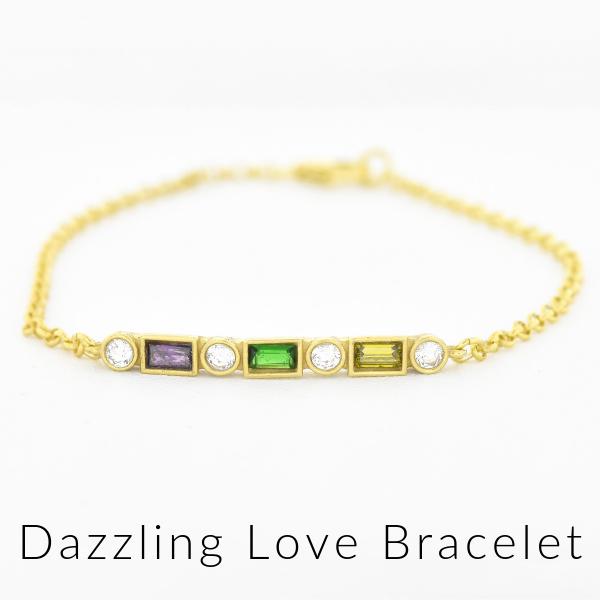 Dazzling Love Bracelet