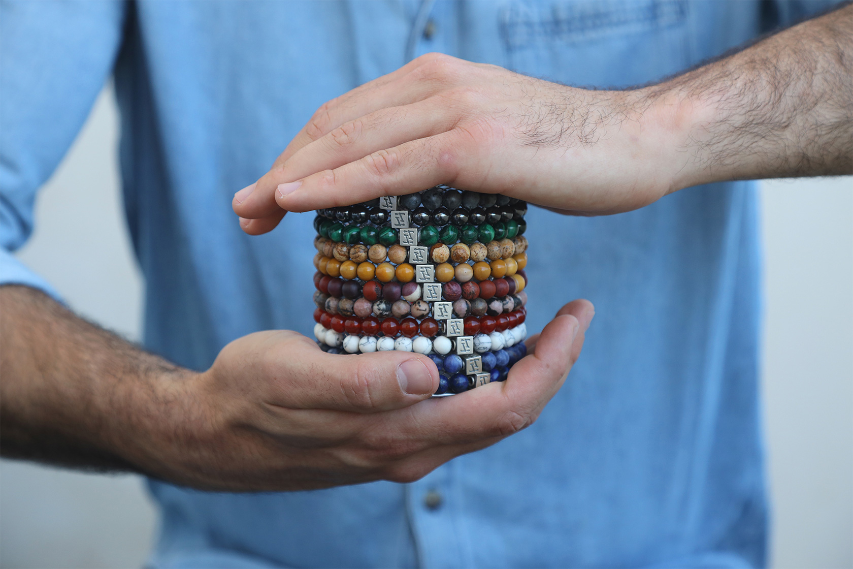 Bead Bracelets For Men