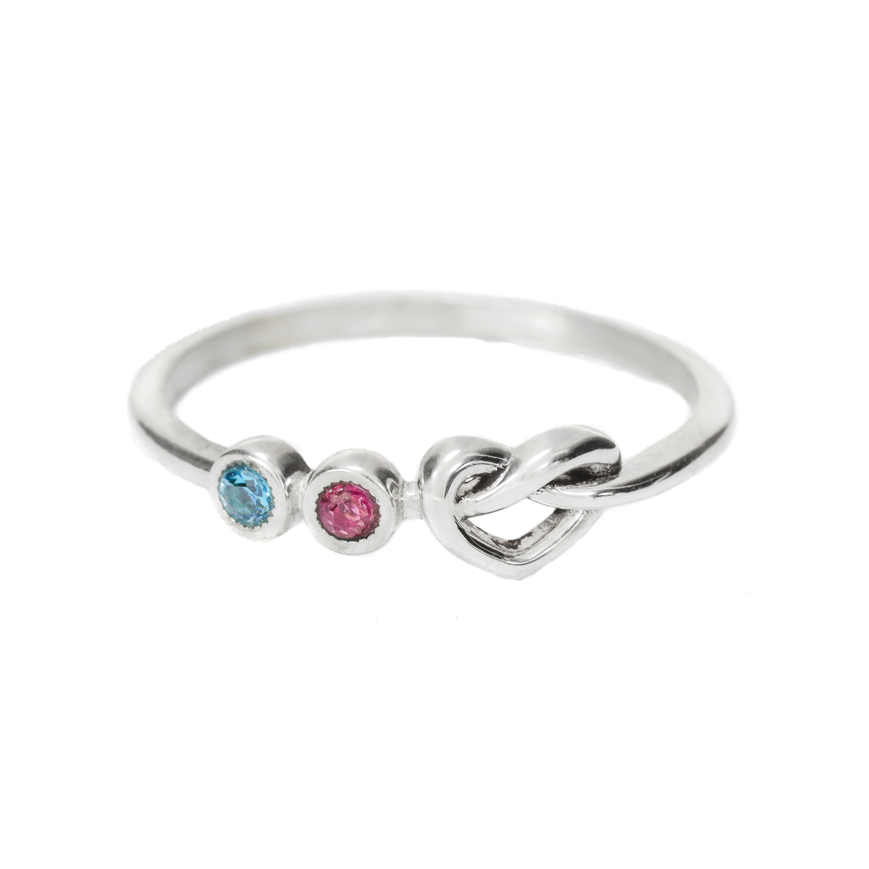 ties of the heart ring