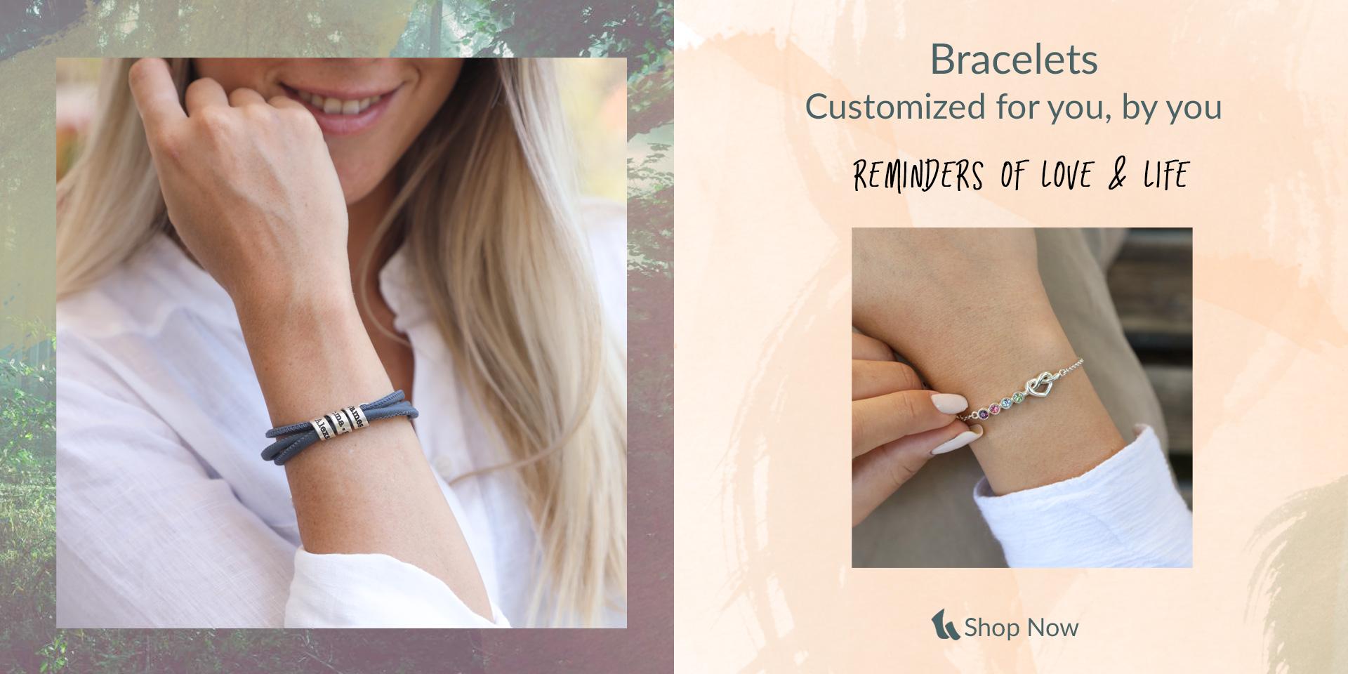 Bracelets by Talisa