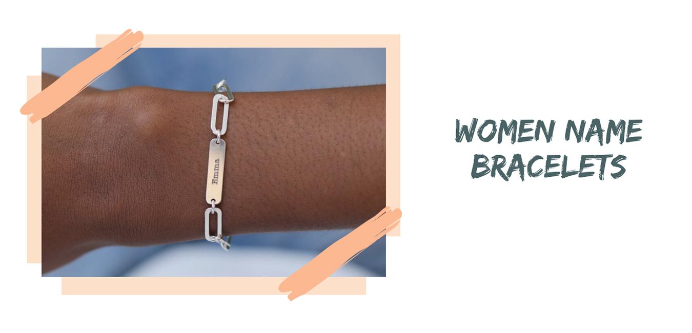 Women Name Bracelets