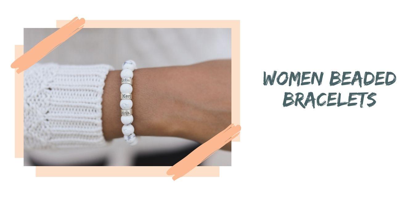 Women Beaded Bracelets