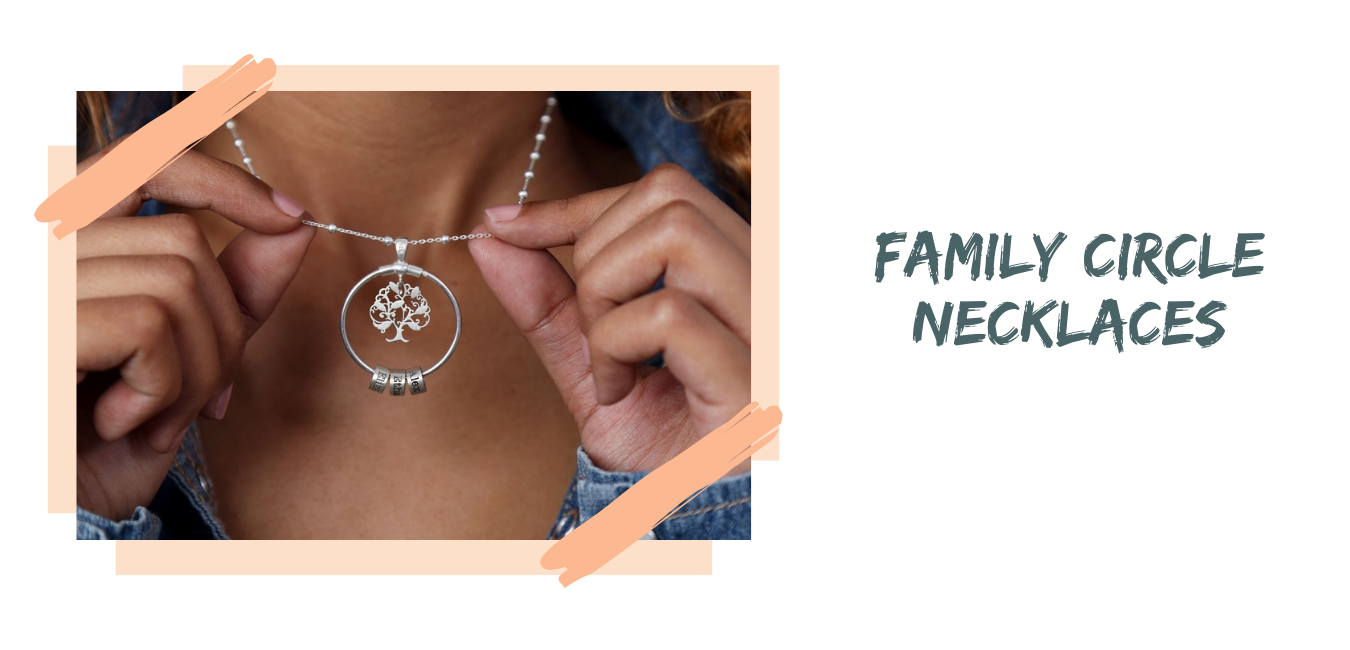 Family Circle Necklaces