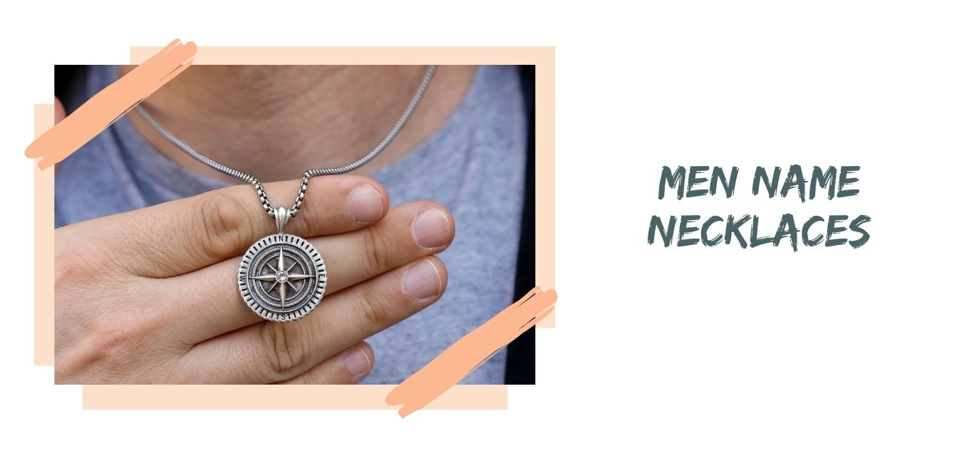 Men Name Necklaces