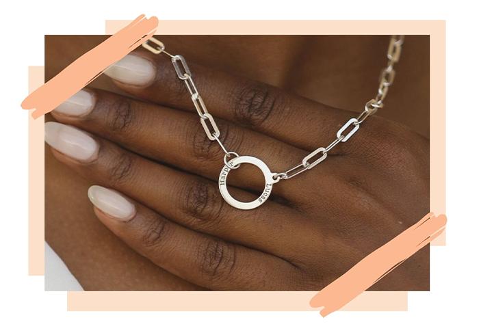Women Name Necklaces