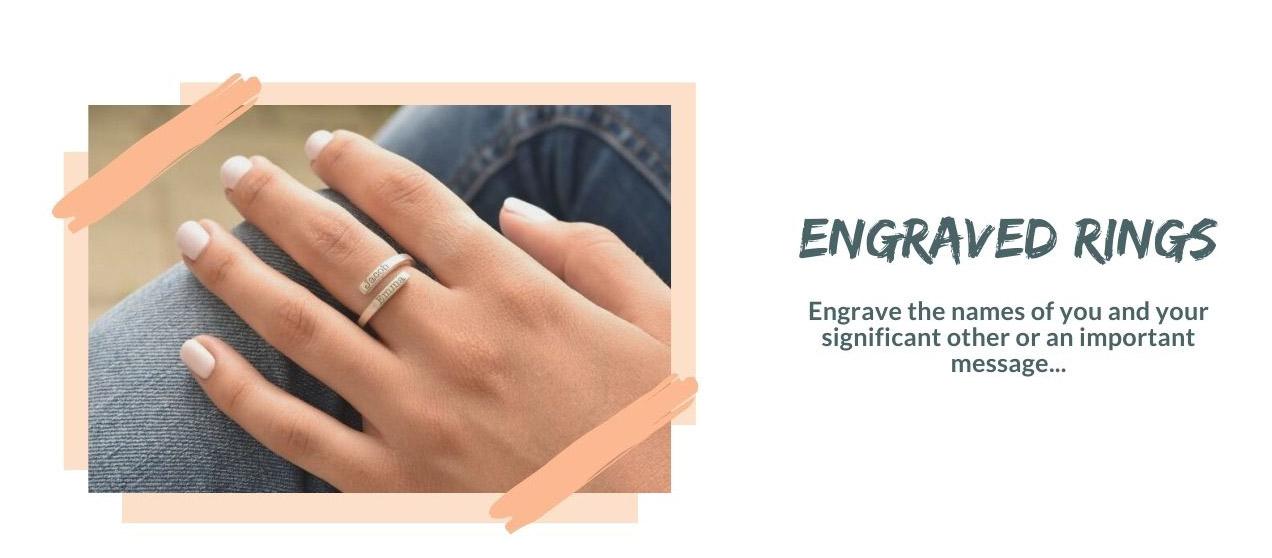 Promise Rings - Engraving